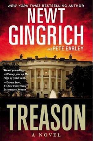 Bog, paperback Treason af Pete Earley, Newt Gingrich
