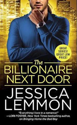 Billionaire Next Door af Jessica Lemmon