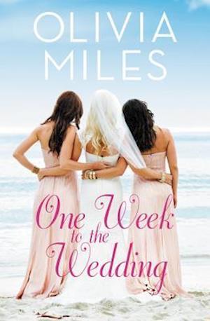 Bog, paperback One Week to the Wedding af Olivia Miles