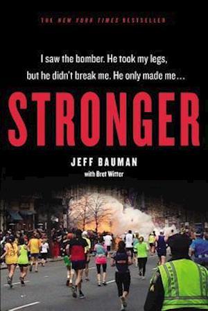 Stronger af Jeff Bauman