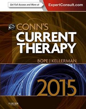 Conn's Current Therapy 2015 af Edward T. Bope, Rick D. Kellerman