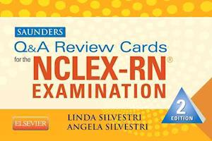 Saunders Q & A Review Cards for the NCLEX-RN Examination af Linda Anne Silvestri
