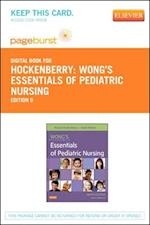 Wong's Essentials of Pediatric Nursing af Marilyn J. Hockenberry