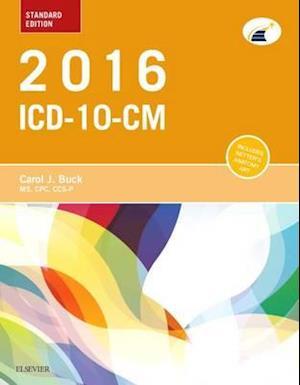 2016 ICD-10-CM af Carol J. Buck