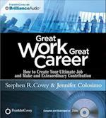 Great Work, Great Career