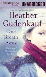One Breath Away af Heather Gudenkauf