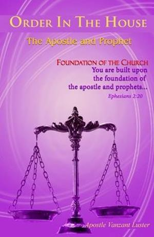 Order in the House af Apostle Vanzant Luster