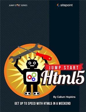 Jump Start HTML5 af Kerry Butters