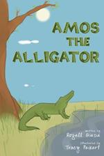 Amos the Alligator af Rozell Giesie