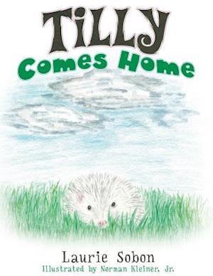Bog, paperback Tilly Comes Home af Laurie Sobon