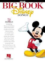 The Big Book of Disney Songs - Cello
