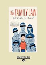 The Family Law (Large Print 16pt) af Benjamin Law