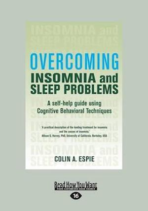 Overcoming Insomnia af Colin A. Espie