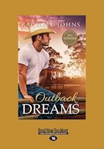 Outback Dreams (Large Print 16pt) af Rachael Johns