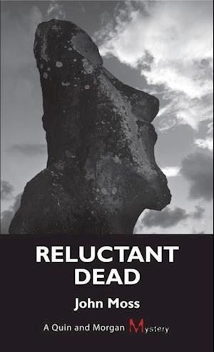 Reluctant Dead af John Moss