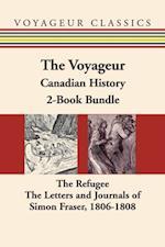 Voyageur Canadian History 2-Book Bundle af Benjamin Drew