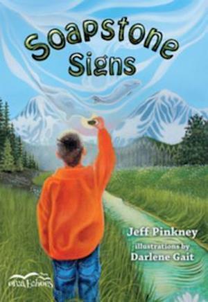 Soapstone Signs af Jeff Pinkney