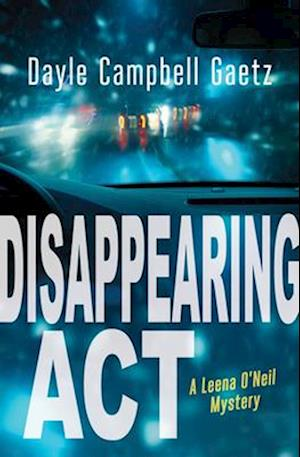 Disappearing Act af Dayle Gaetz