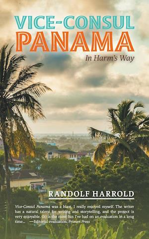 Bog, paperback Vice-Consul Panama af Randolf Harrold