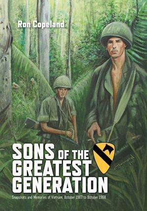 Bog, hardback Sons of the Greatest Generation af Ron Copeland