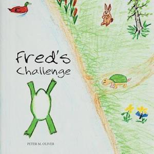 Bog, paperback Fred's Challenge af Peter M. Oliver