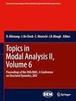 Topics in Modal Analysis II af Randall Allemang