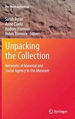 Unpacking the Collection af Sarah Byrne