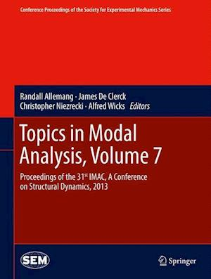 Topics in Modal Analysis af Randall Allemang