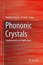 Phononic Crystals af Abdelkrim Khelif