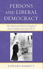 Persons and Liberal Democracy af Edward Barrett