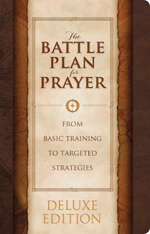 Bog, paperback The Battle Plan for Prayer af Stephen Kendrick