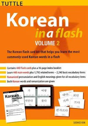 Korean in a Flash Volume 2 af Soohee Kim