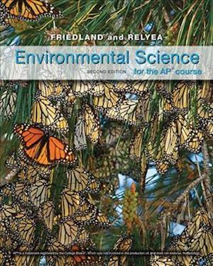 Bog, hardback Environmental Science for AP* af University Andrew Friedland