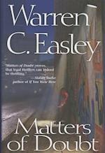 Matters of Doubt af Warren C. Easley