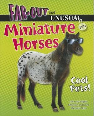 Bog, paperback Miniature Horses af Alvin Silverstein