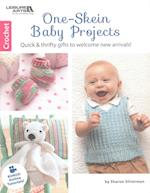 One Skein Baby Projects