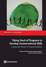 Taking Stock of Programs to Develop Socioemotional Skills (Directions in Development)