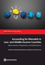 Accounting for Mismatch in Low- And Middle-Income Countries (Directions in Development)