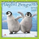 Avanti Playful Penguins 2017 Calendar
