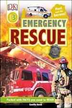 Emergency Rescue (DK Readers. Level 3)