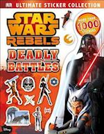 Star Wars Rebels (Ultimate Sticker Collections)