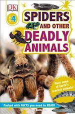 Spiders and Other Deadly Animals (DK Readers. Level 4)