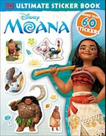 Disney Moana (ULTIMATE STICKER BOOKS)