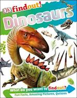 Dinosaurs (DK Find out)
