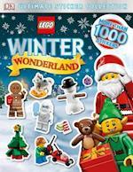 Lego Winter Wonderland Ultimate Sticker Collection (Ultimate Sticker Collections)