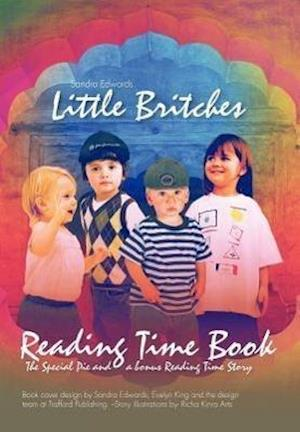 Little Britches Reading Time Book af Sandra Edwards