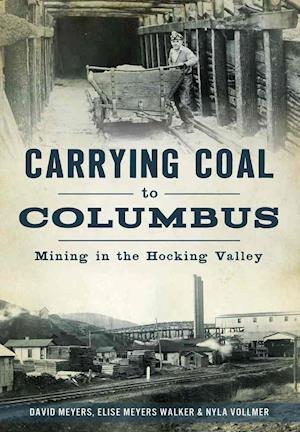 Bog, paperback Carrying Coal to Columbus af Elise Meyers Walker, David W. Meyers, Nyla Vollmer
