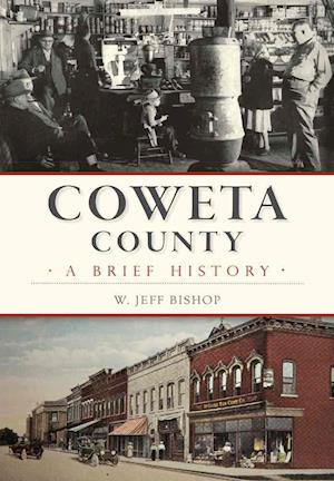 Bog, paperback Coweta County af W. Jeff Bishop