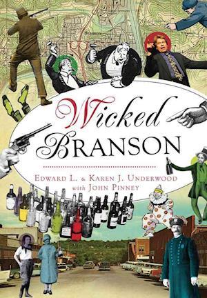 Bog, paperback Wicked Branson af Edward L. Underwood, Karen J. Underwood