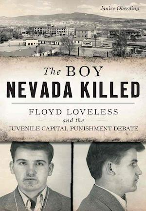 Bog, paperback The Boy Nevada Killed af Janice Oberding